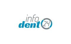 logo patronow medialnych Infodent 24