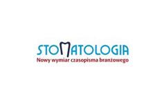 logo patronow medialnych Stomatologia - czasopismo